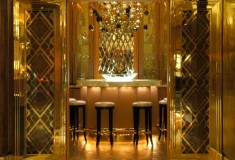 Gilt Champagne Lounge